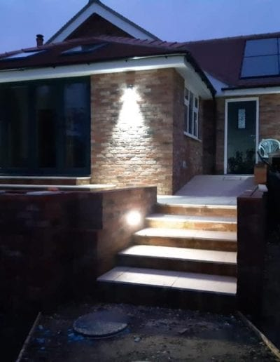 lighting electricians north yorkshire